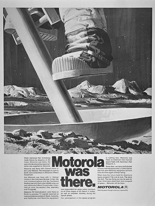 motorola space