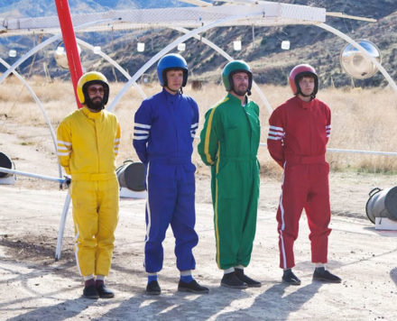 "OK Go – the ""Needing / Getting"" Music Video"