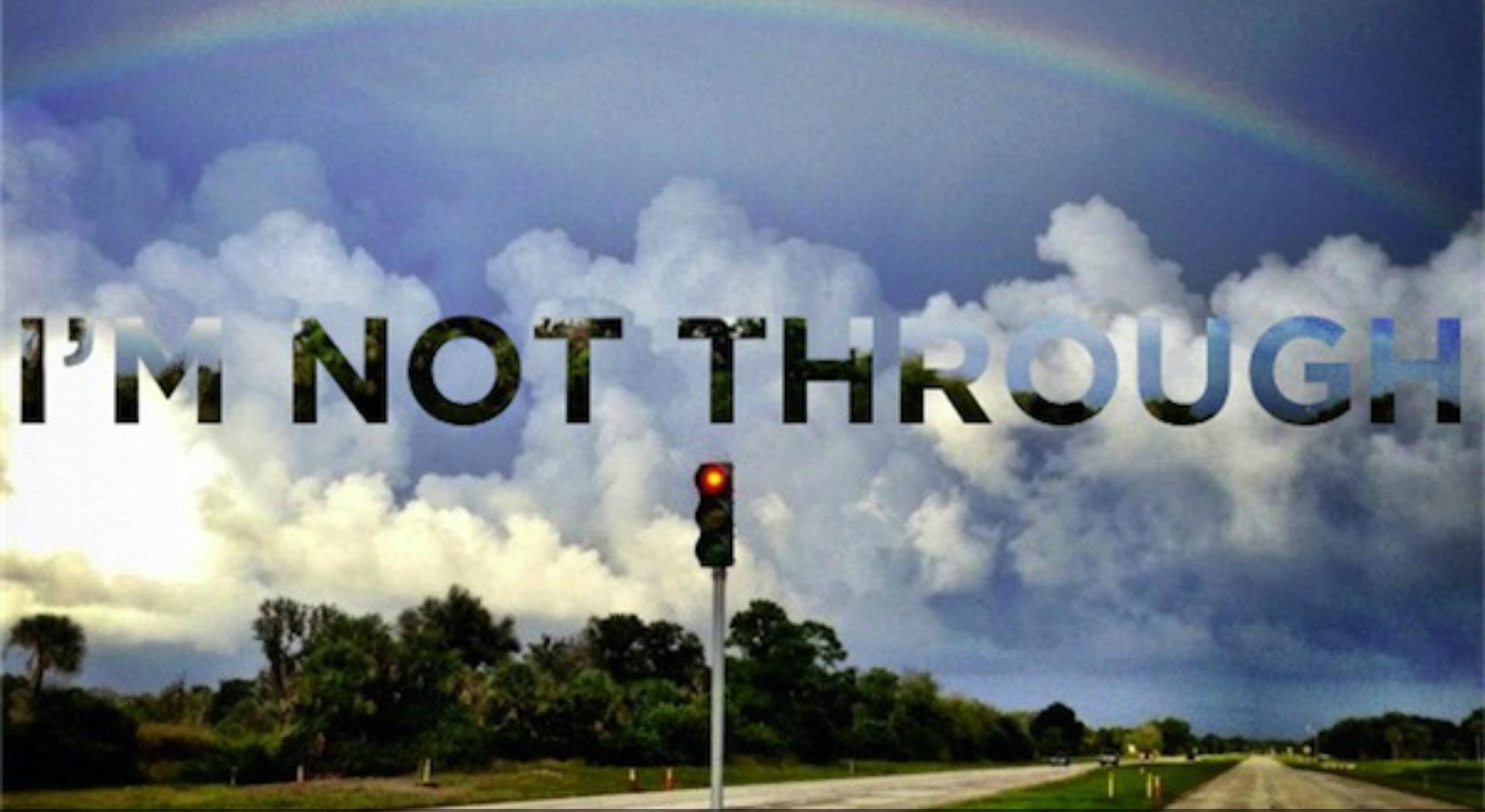 okgo-im not through