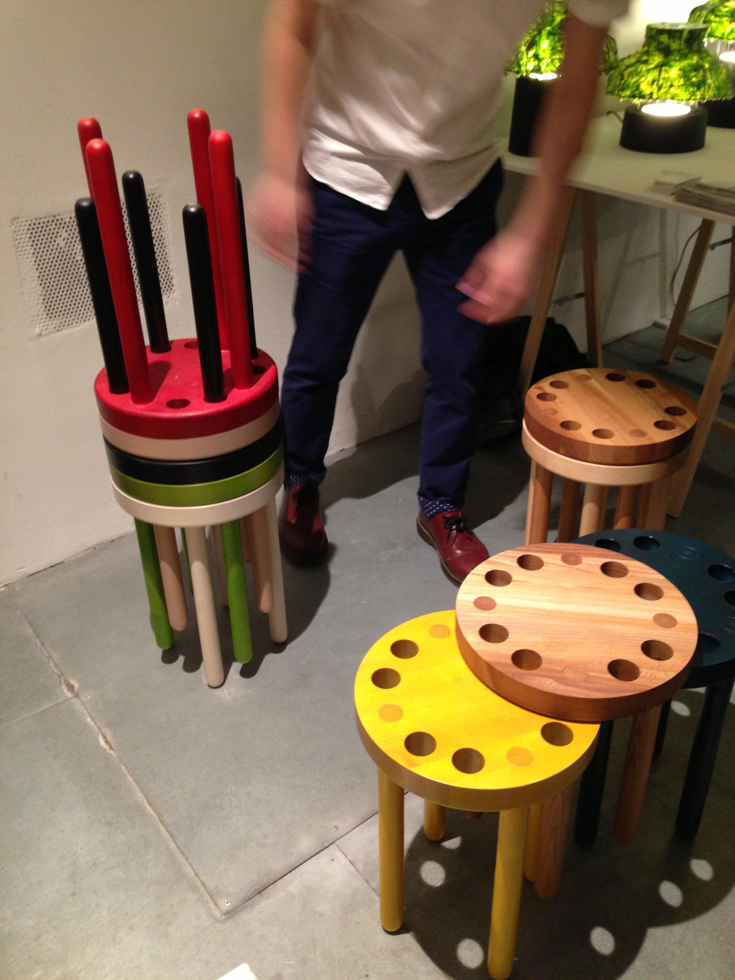 poke stool