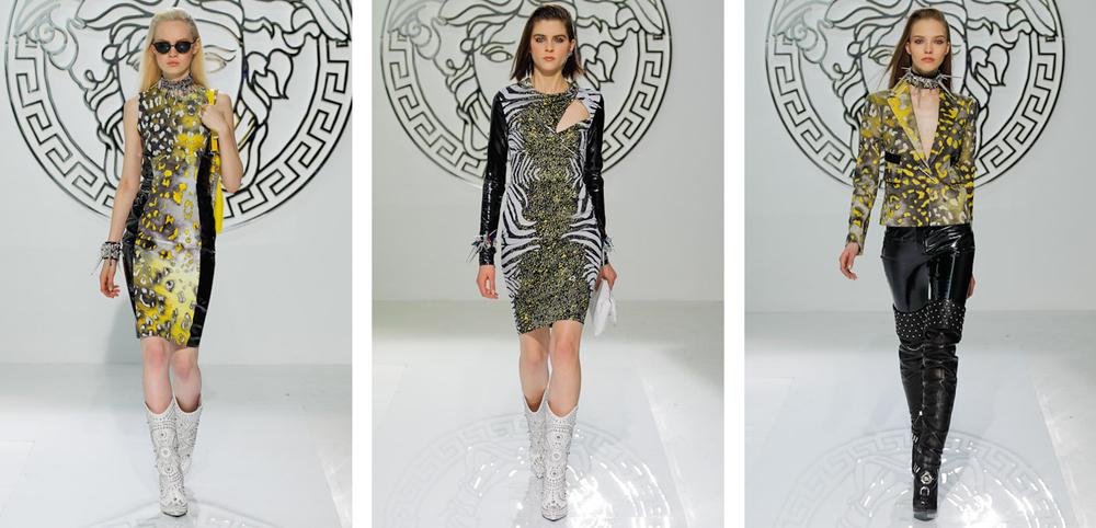 versace haas fashion