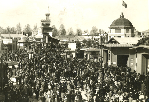 1934 fairgrounds