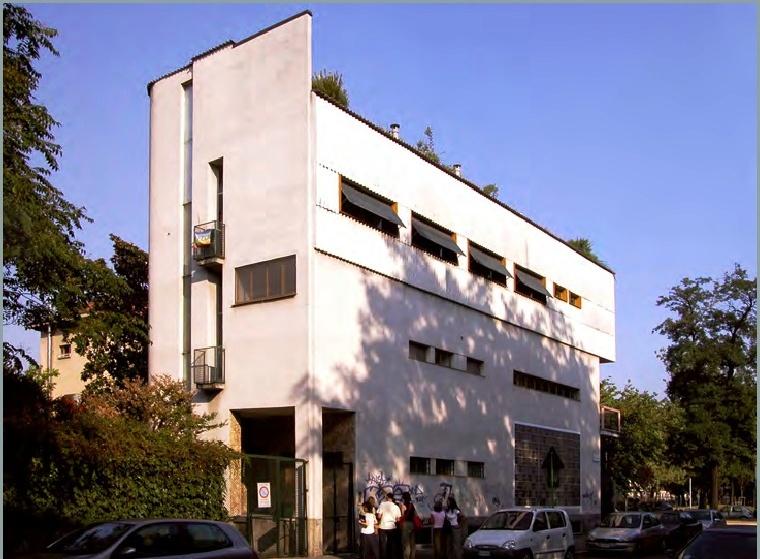 Casa Pestarini 1938