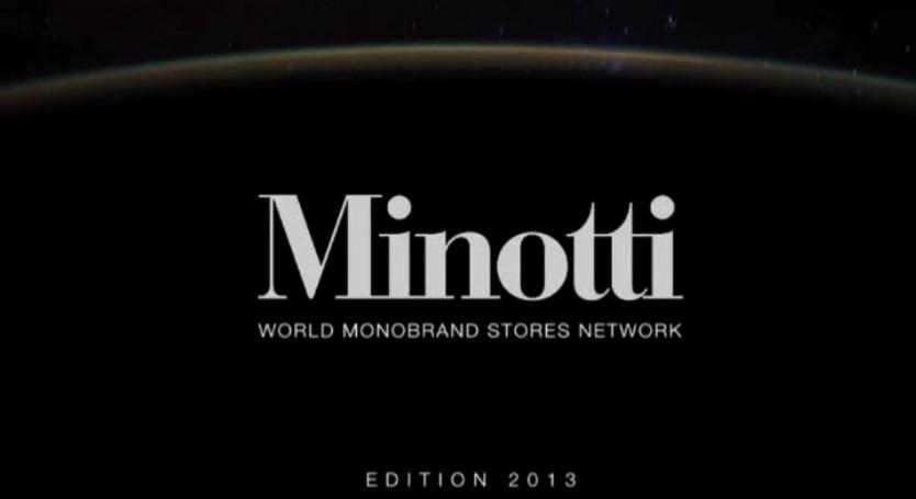 minotti monobrand stores