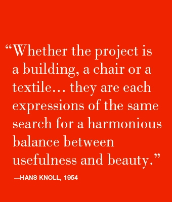 Quote Hans Knoll