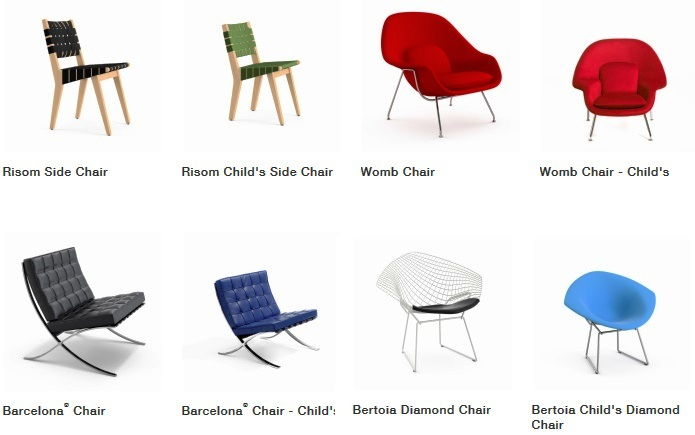 knoll childrens furniture