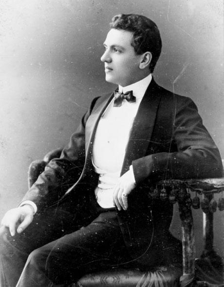 Portrait of Ernest Beaux