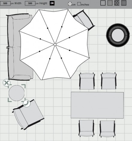Kettal Space Planner