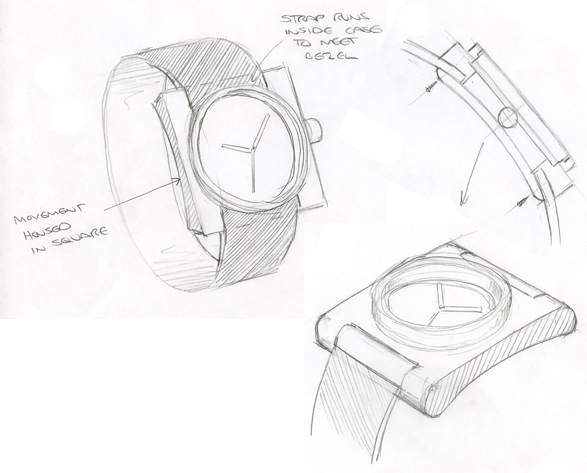 tom dixon block watch sketch 1