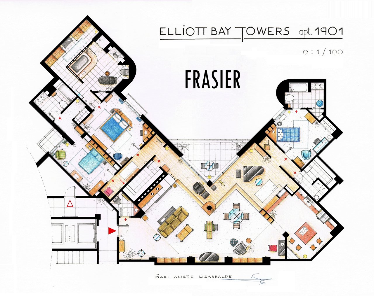 frasier_s_apartment_floorplan