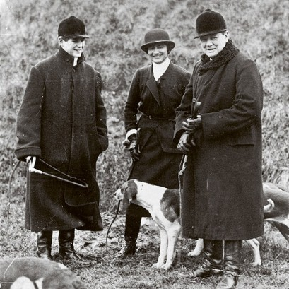 chanel and churchill
