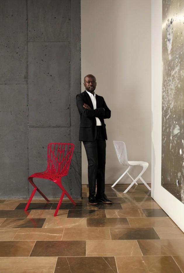 The Washington Collection by David Adjaye for Knoll
