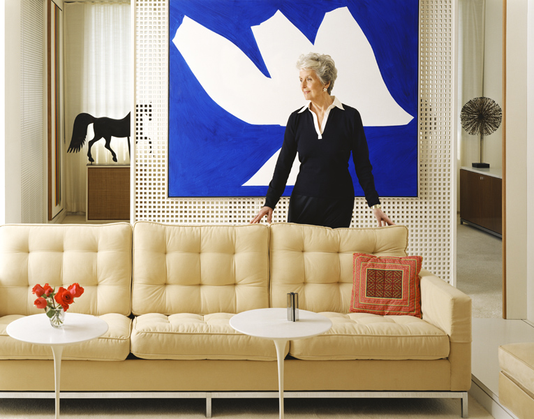 2003 Florence Knoll Bassett's Living Room Coconut Grove, Florida