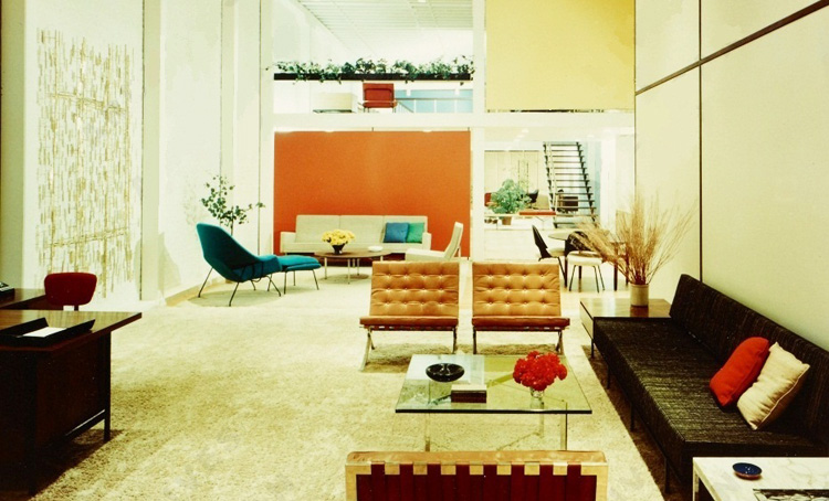Knoll Showroom, San Francisco, 1954