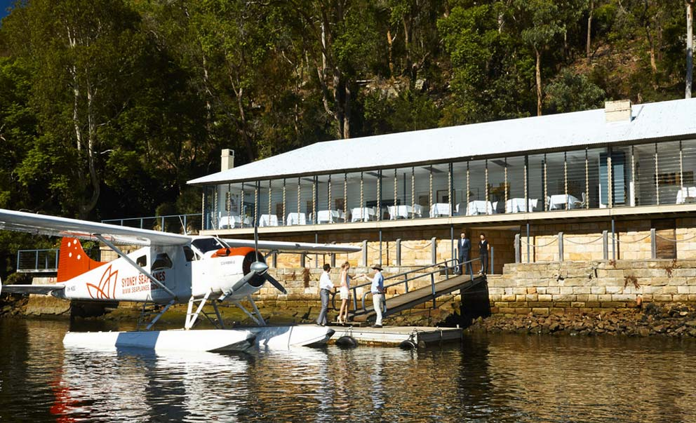 berowra waters restaurant