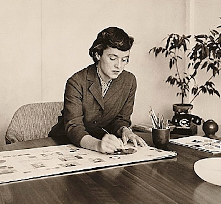 florence knoll 1956