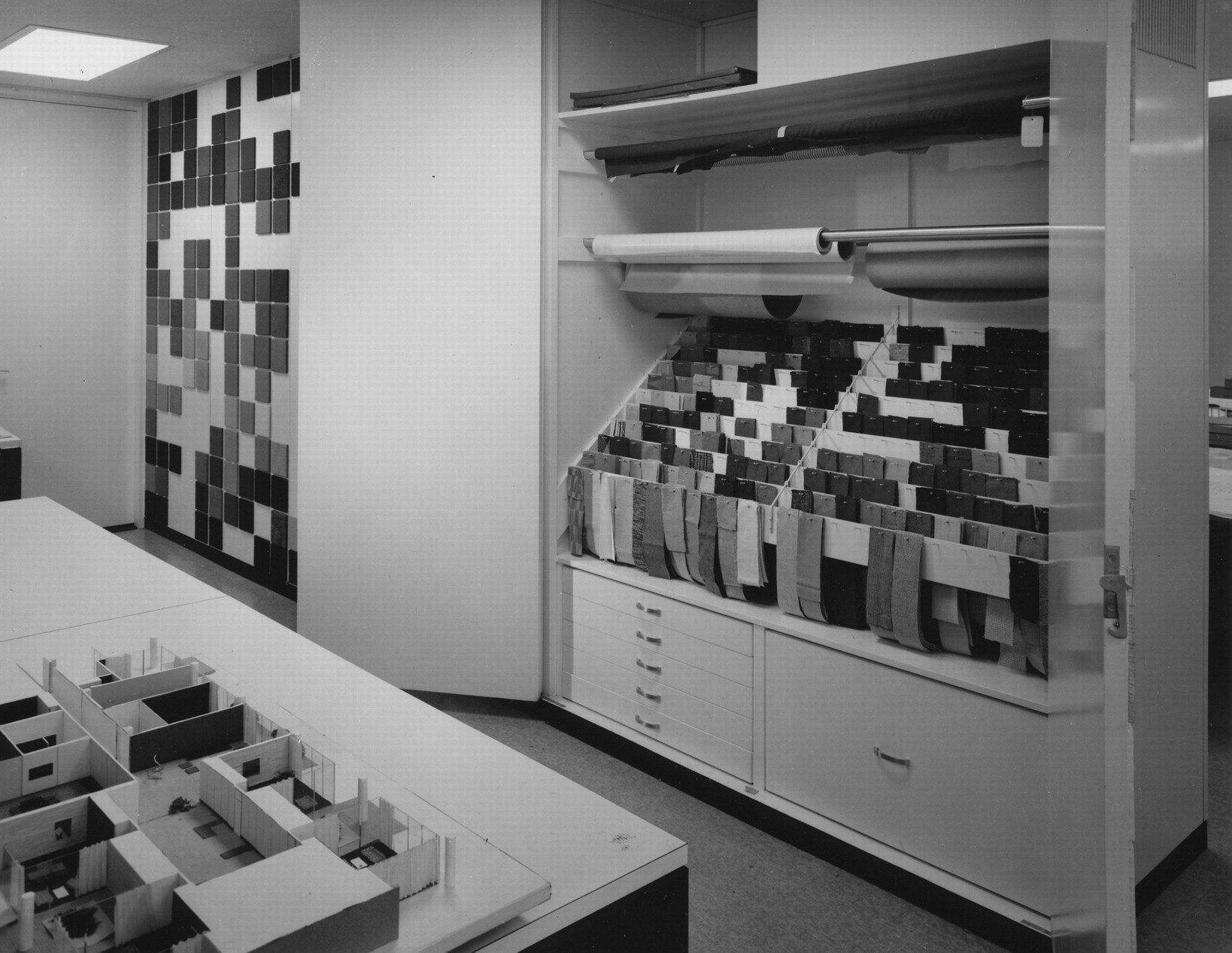 knoll planning unit work space
