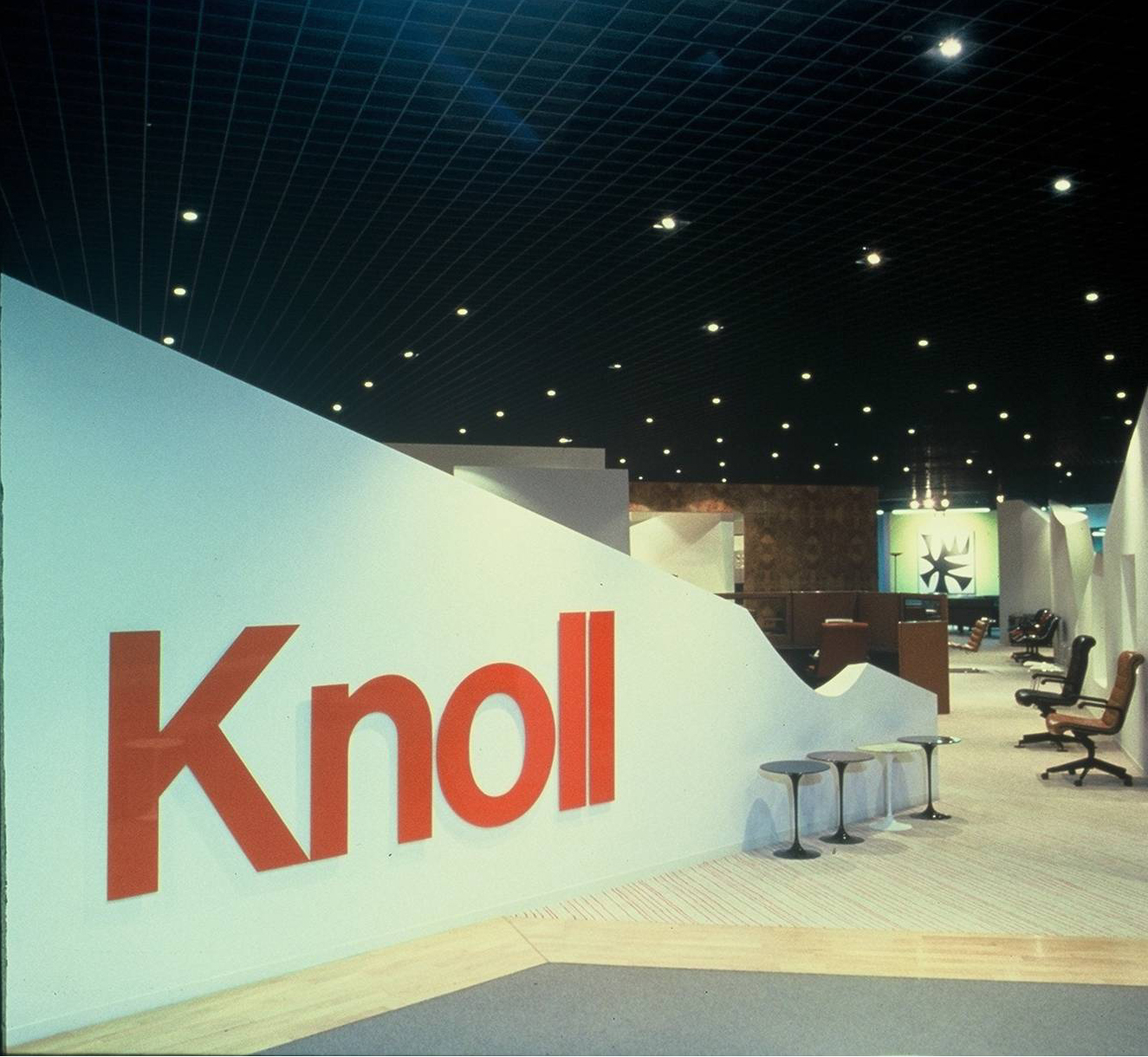 knoll showroom
