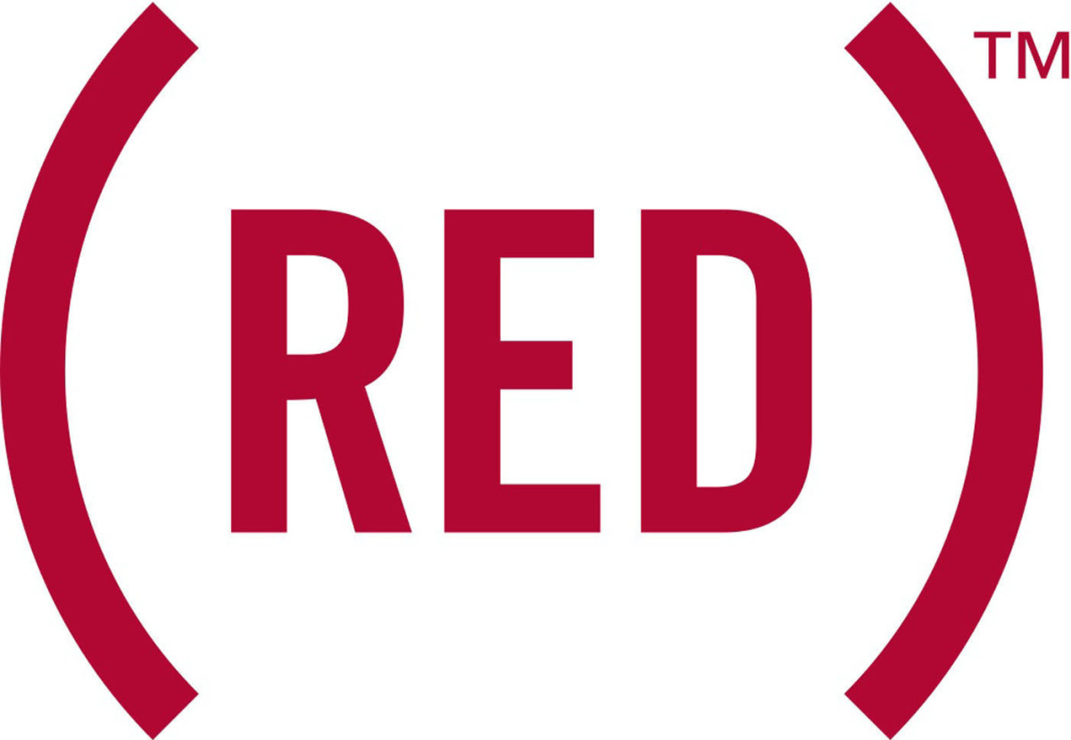 (RED) (RED) LOGO