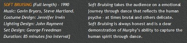 soft bruising