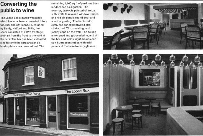 tandy halford mills pub