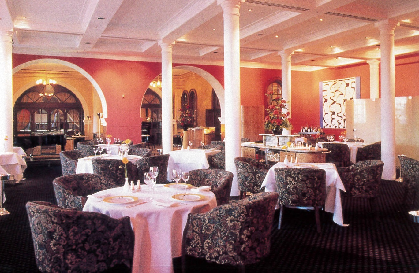 treasury restaurant