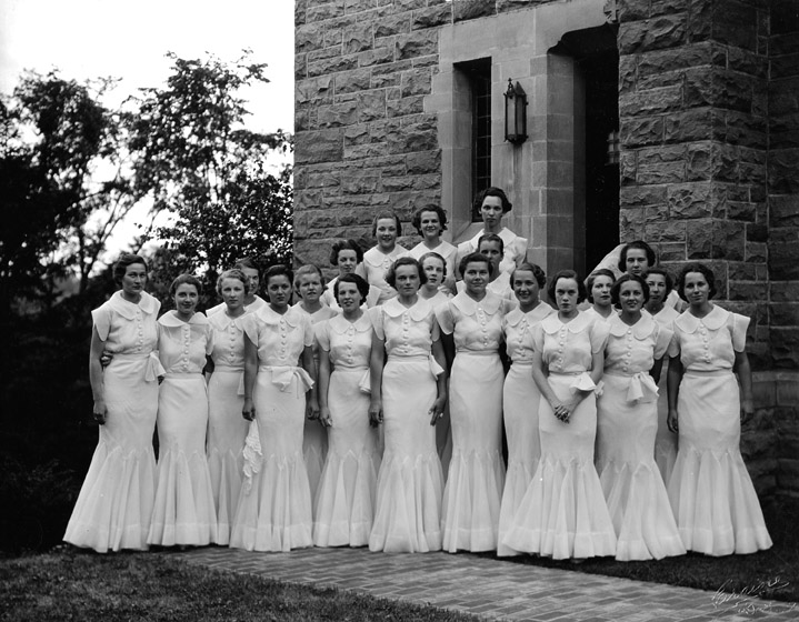 class of 1934 at cranbrook