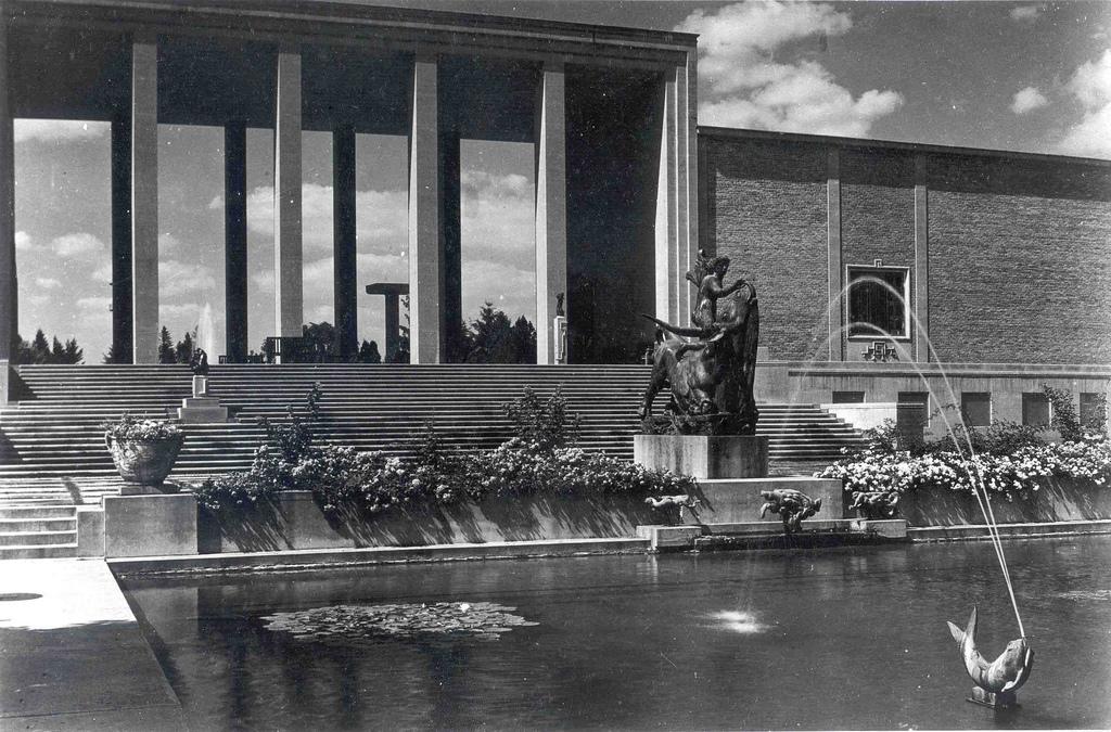 cranbrook 1940