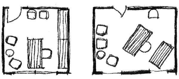 diagram office sketch
