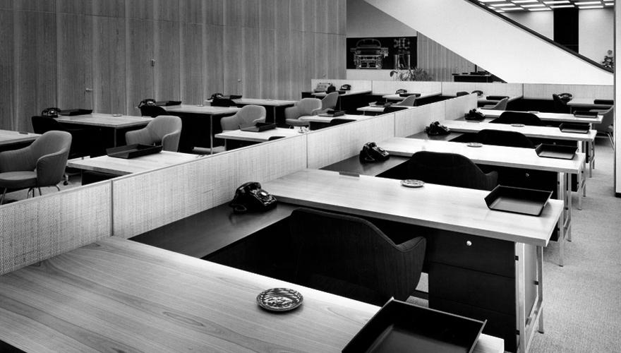 office 1960s