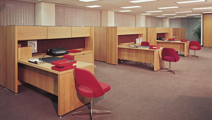 office 2 1970s