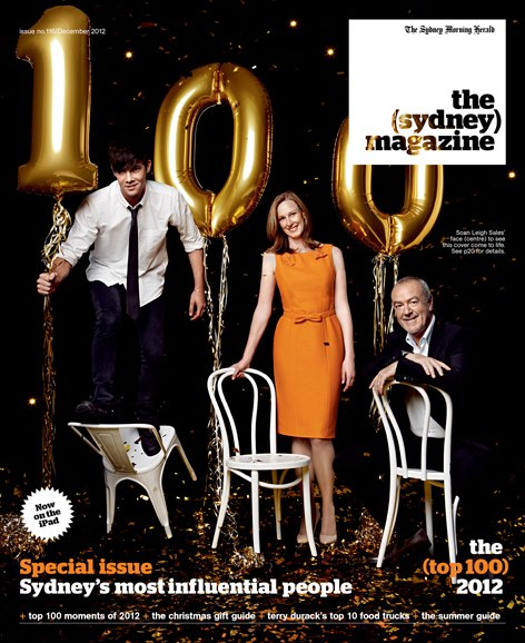 Sydney-Magazine top 100 dec 2012