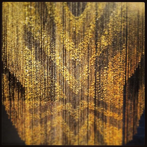 interstellar gown