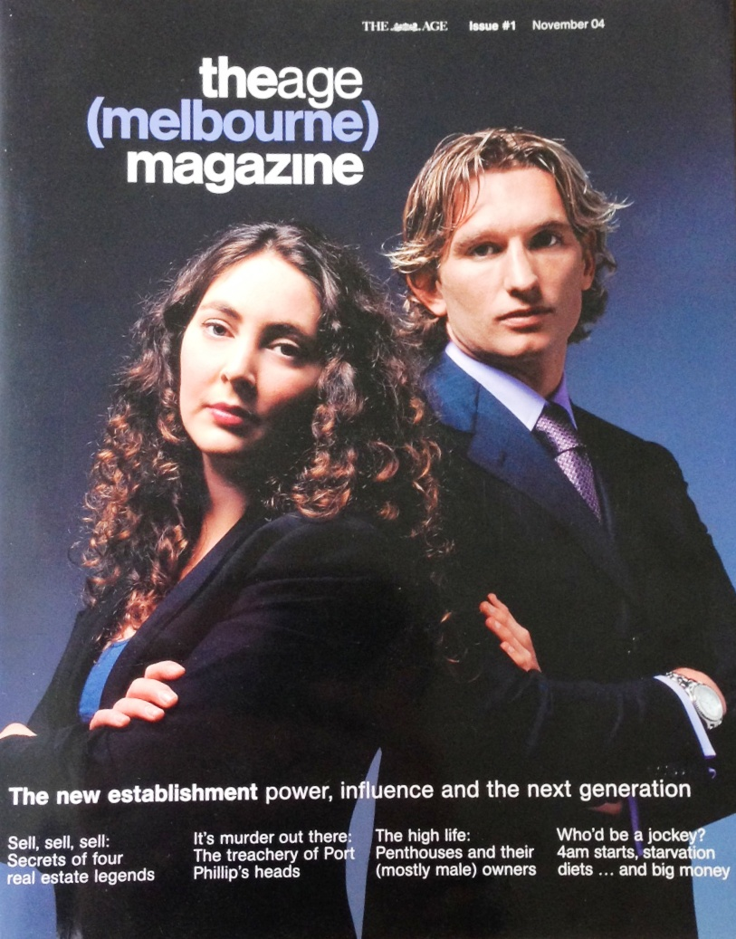 melbourne magazine issue 1 nov 2004