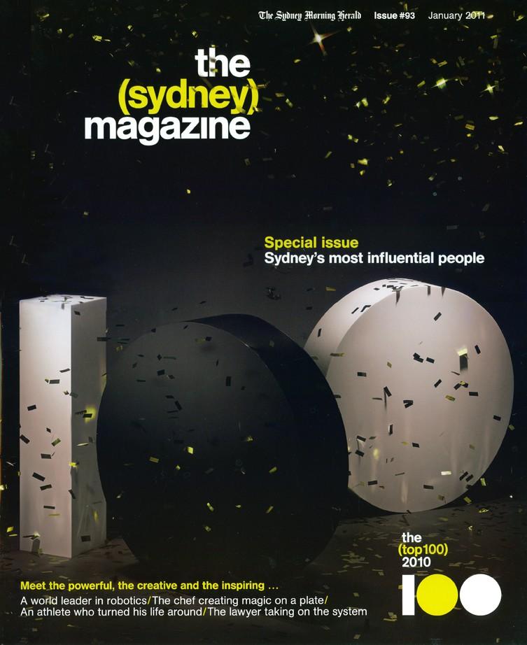 sydney magazine jan 2011