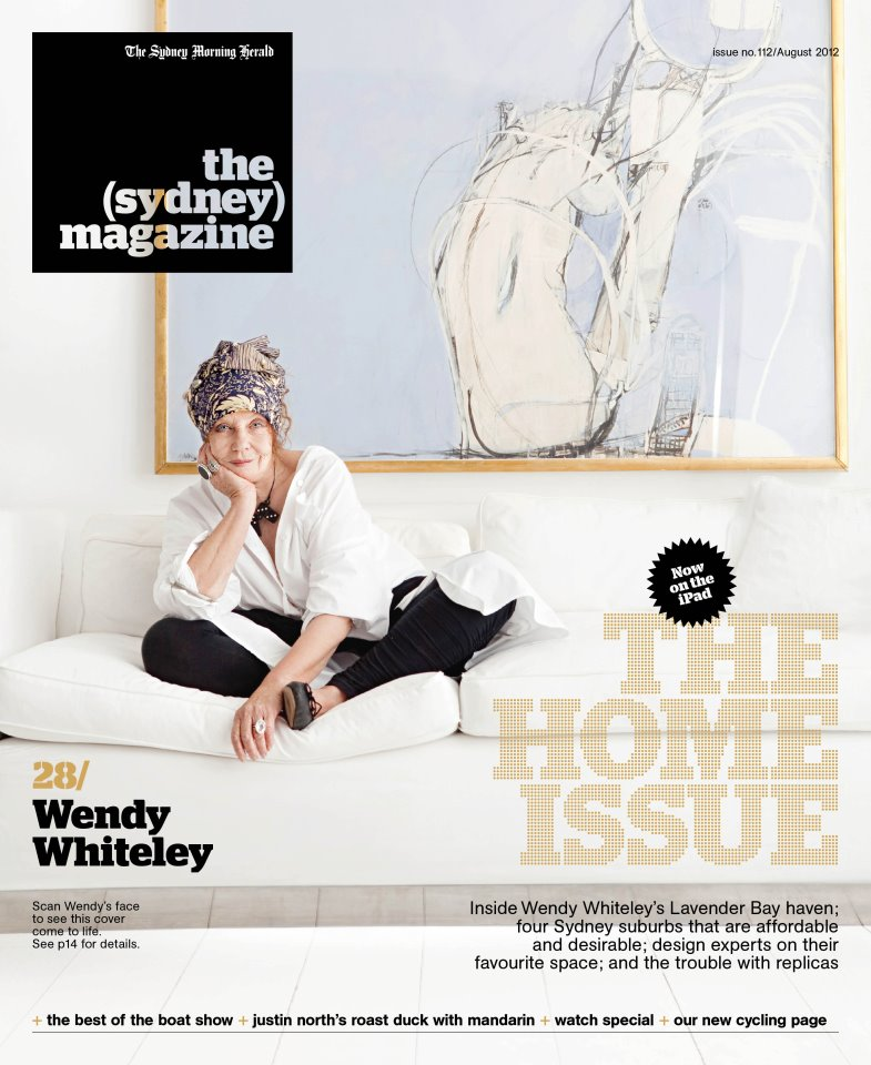 the sydney magazine wendy whitely aug 2012