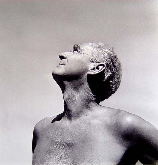 1972 portrait of max dupain by rex dupain