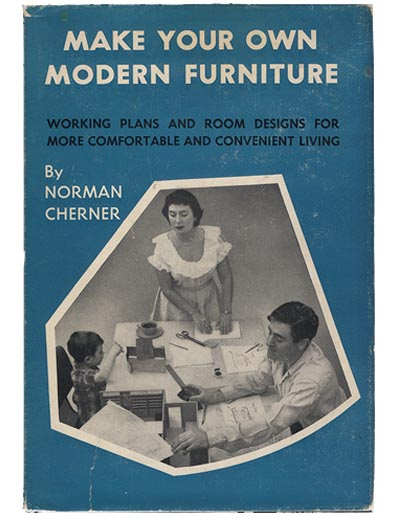 cherner_furniture norman cherner book