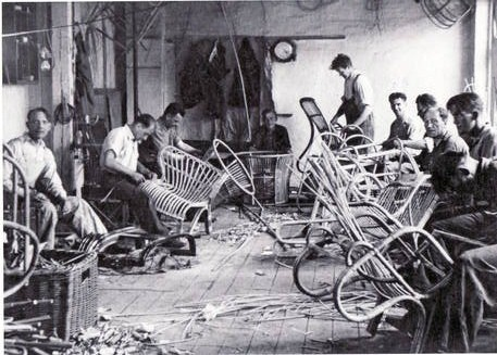 wengler wicker factory