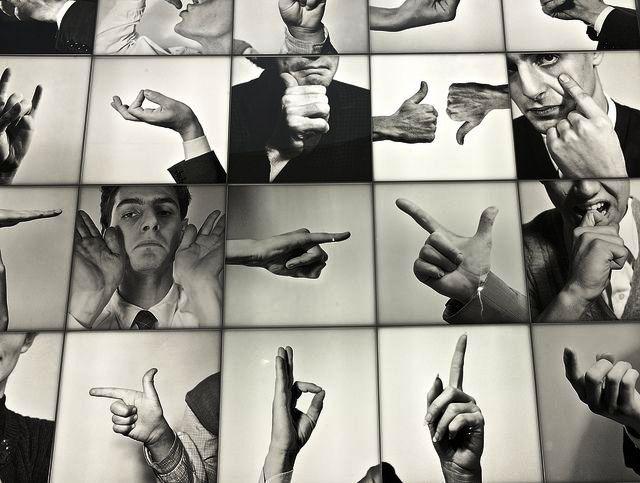 1958 italian gestures book 3