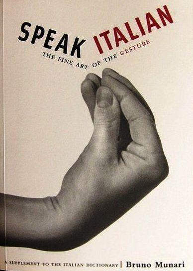 1958 italian gestures book