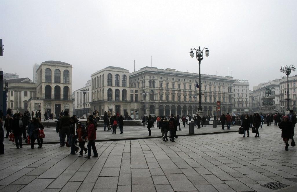 Arengario Palace