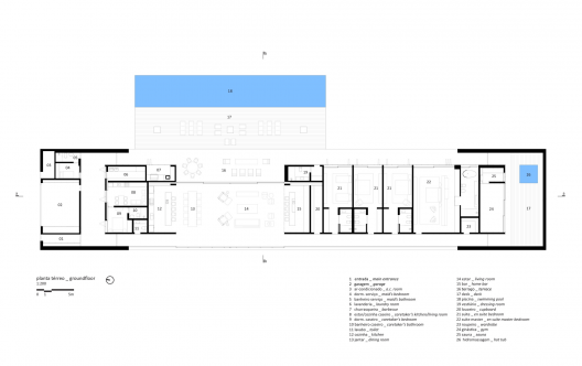 Casa-Lee Floor Plan