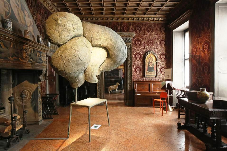 Cumulus by Nacho Carbonell at museo bagatti valsecchi (2)