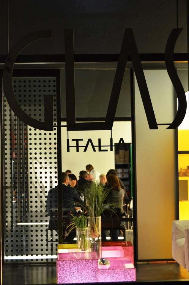 Glas Italia salone 2014