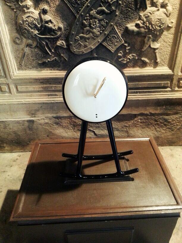 Infinity Clock by Nika Zupanc