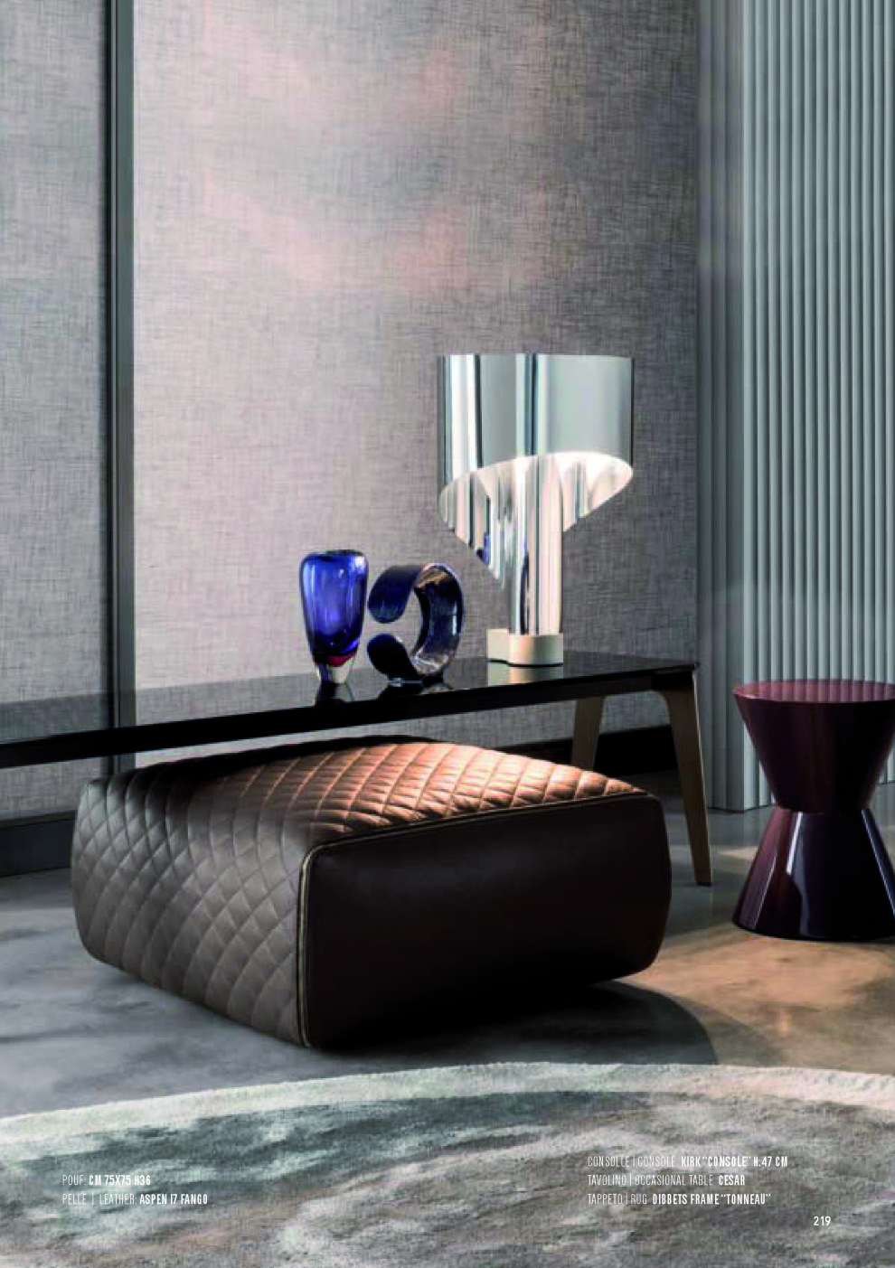 Minotti Ashley