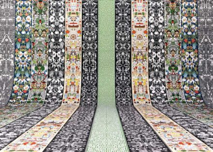 "Studio Job ""Archived Wallpaper"" @ Salone Milan 2014"