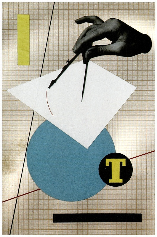 Study for Campo Grafico magazine, 1935