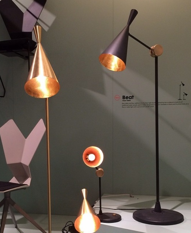 beat floor lamps